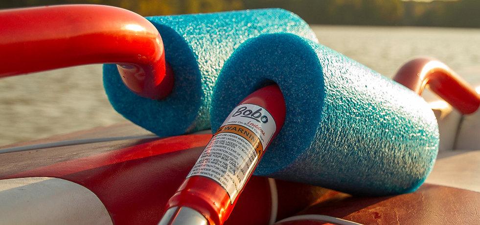Bobo Ladders Slide-In Handles