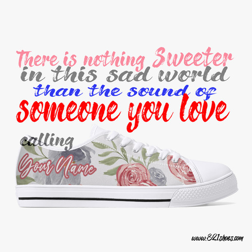 There is nothing sweeter in this sad world than the sound of someone you love calling your name