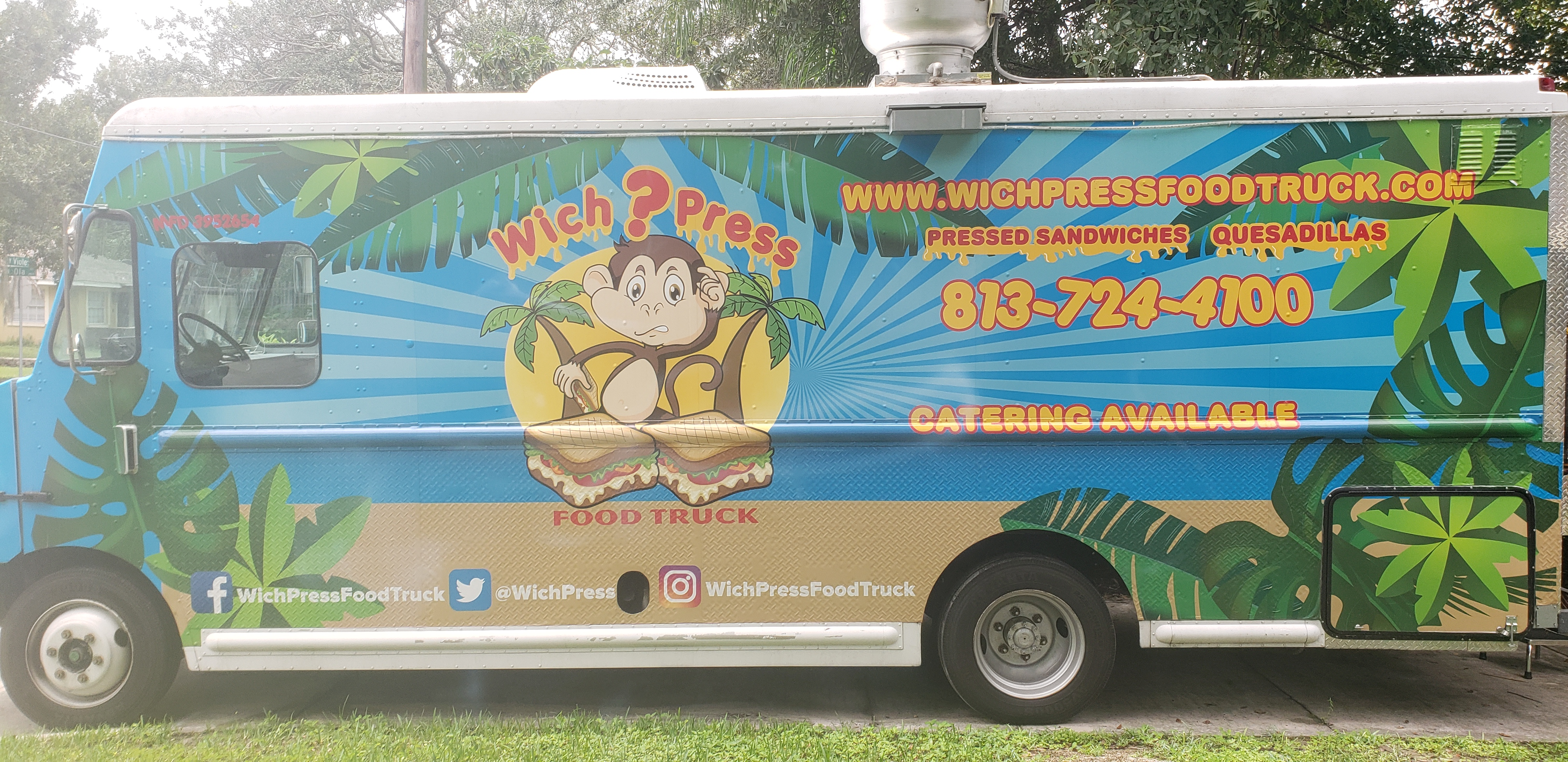 Wich Press Food Truck