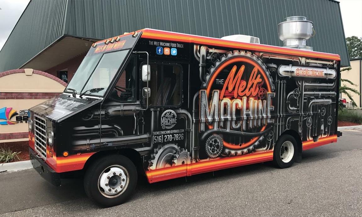 Melt Machine