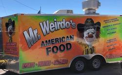 Mr Weirdo's American