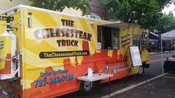 The Cheesesteak Truck