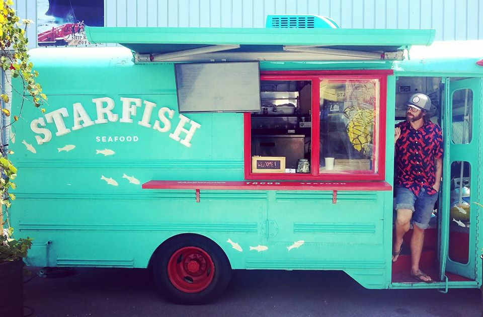 Star Fish Food Truck