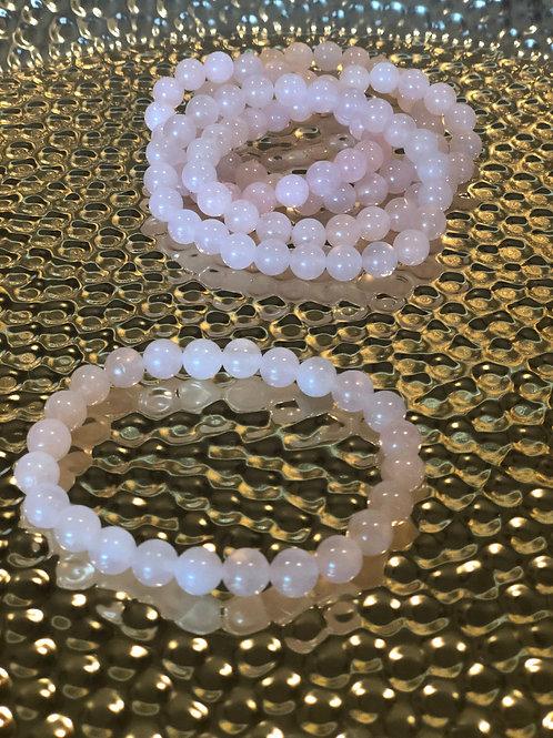 """""""I Am Loved"""" Mantra Bracelet"""