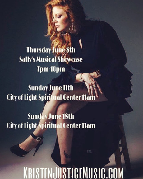 Upcoming Musical Events!