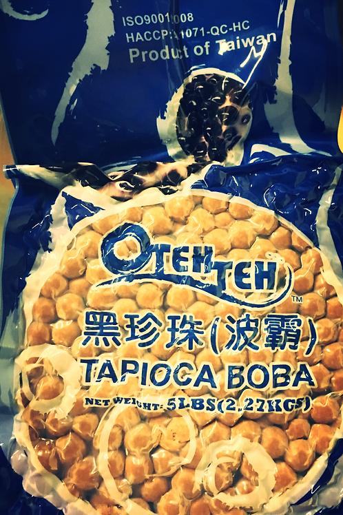 Tapioca Pearls 5lbs bag