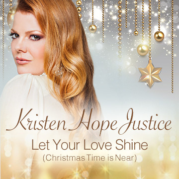 """Free Holiday Download """"Let Your Love Shine (Christmas Time is Near)"""""""