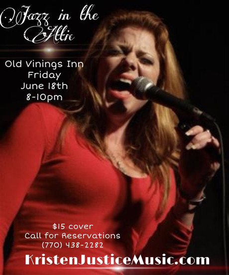 Jazz In The Attic this Friday 6/18
