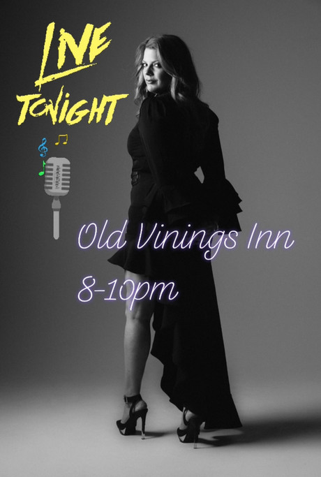 Jazz In The Attic, Old Vinings Inn, Saturday April 24th, 8-10pm
