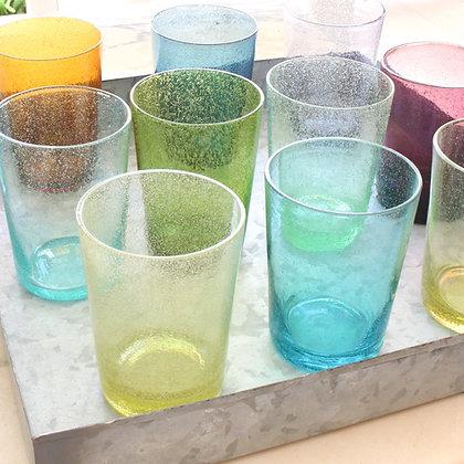 Handmade Glass Tumblers