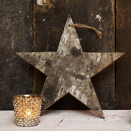 Hanging Bark Star