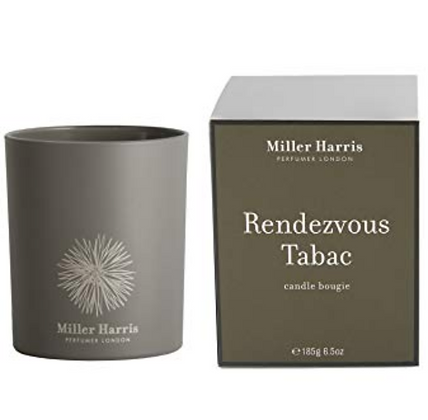 Miller Harris Rendezvous Tabac Candle - Scented Candle