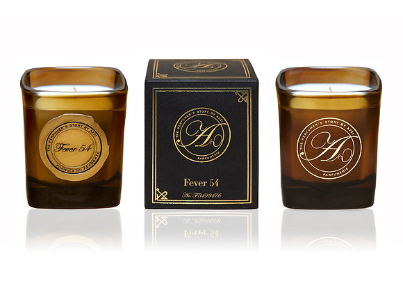 The Perfumer's Story Fever 54 - Scented Candle