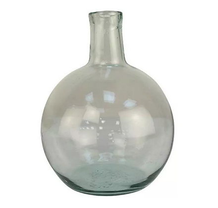 Large Botanical Stem Vase
