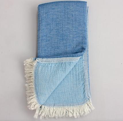 Samos Hammam Towel, Sea And Sky