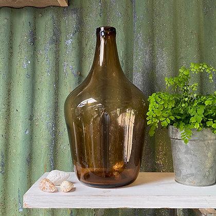 Brown Bottle Vase