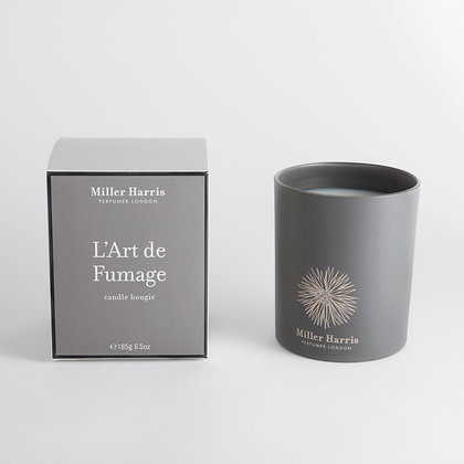 Miller Harris L'Art du fumage - Scented Candle