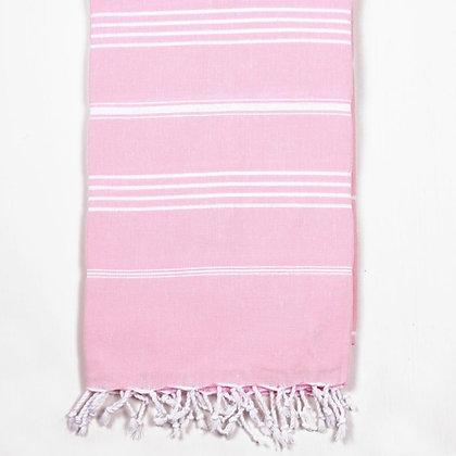Hammam Towels Pink