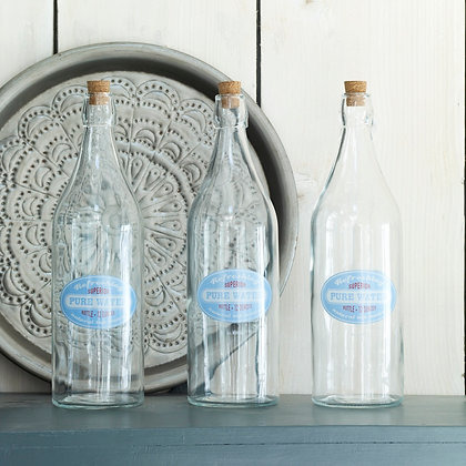 Pure Water Bottles