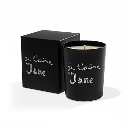 Bella Freud Je t'aime Jane - Scented Candles