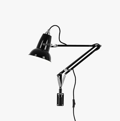 Original 1227 Mini Lamp with Wall Bracket Black