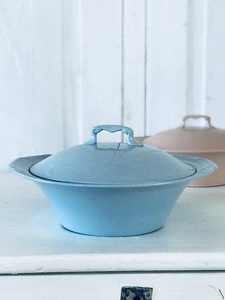 Vintage Blue Tureen