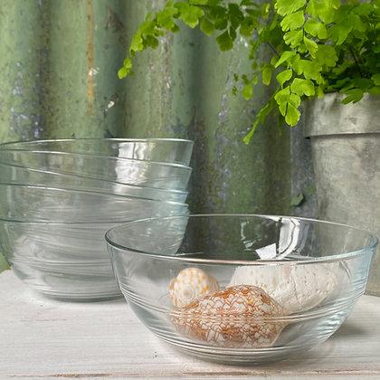 Duralex Glass Lys Bowls (14cm) - Set of 12