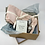 Thumbnail: PALE & INTERESTING SCENTED CANDLE AND NAPKINS GIFT SET