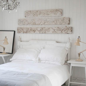 Simplicity and utility blends with French elegance