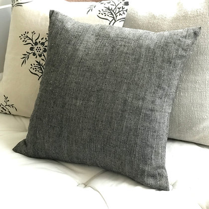 Chevron Linen Cushion Cover