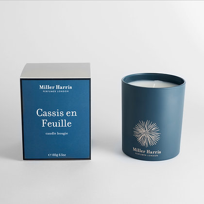 Miller Harris Cassis en Feuille - Scented Candle