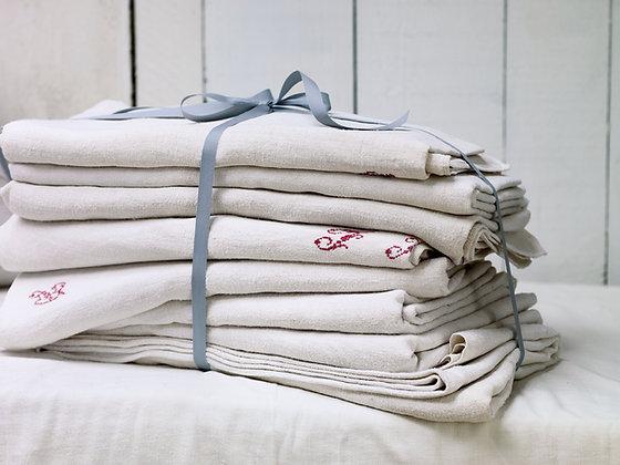 Antique Linen sheet