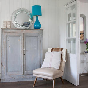 Eclectic mix of antiques and 20th century pieces