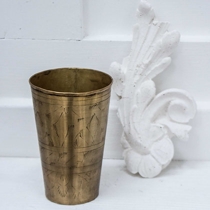 Brass Lassi Cup- two sizes