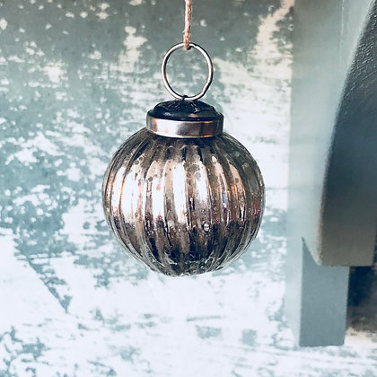 Small round bauble