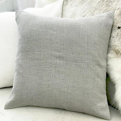 Natural Linen Cushion Cover Lara