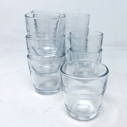 Duralex Gigogne Tumblers - set of 12- 9CL