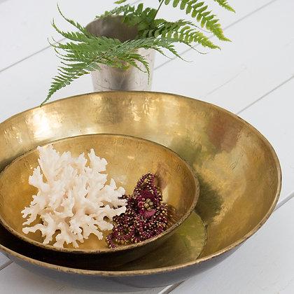 Indian Brass Bowls