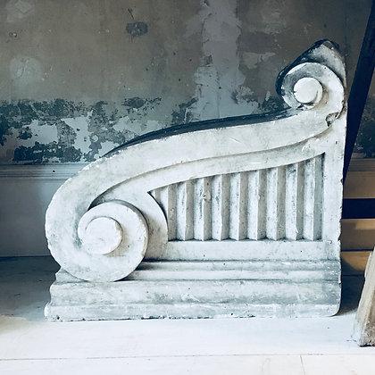 Giant antique corbel
