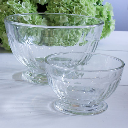 Perigord Glass Bowls