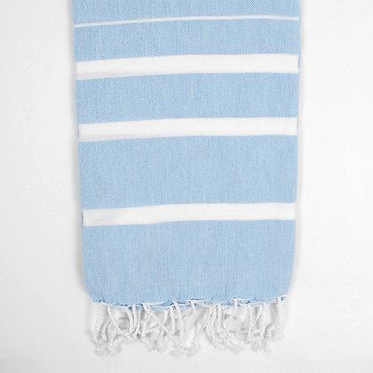 Hammam Towels Ice Blue