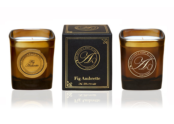 The Perfumer's Story Fig Ambrette - Scented Candle