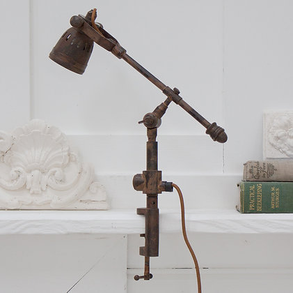 Industrial Clamp Light