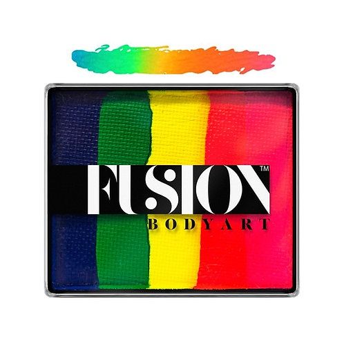 Rainbow Cakes – Neon Rainbow | 50g