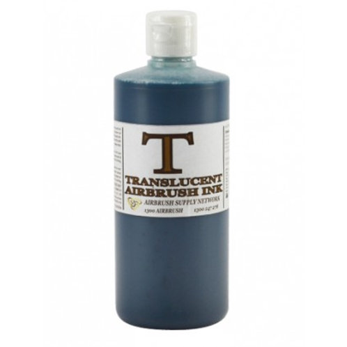 TRANSLUCENT - 'T' Green 500ML