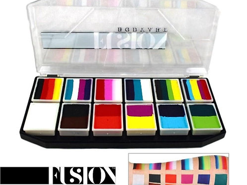 Fusion Face Painting Palette – Carnival Kit