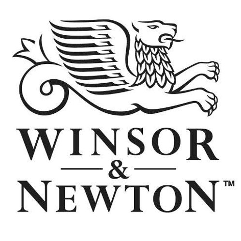 Winsor and Newton artisan synthetic size 4 flat brush