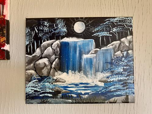 25 x 20 cm tutorial artwork