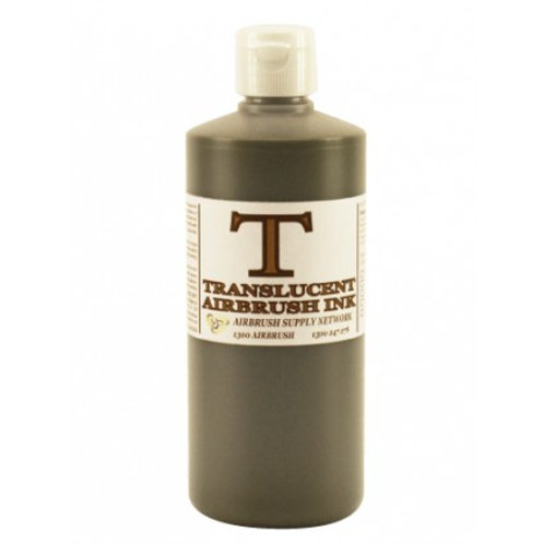 TRANSLUCENT - 'T' Brown 500ML