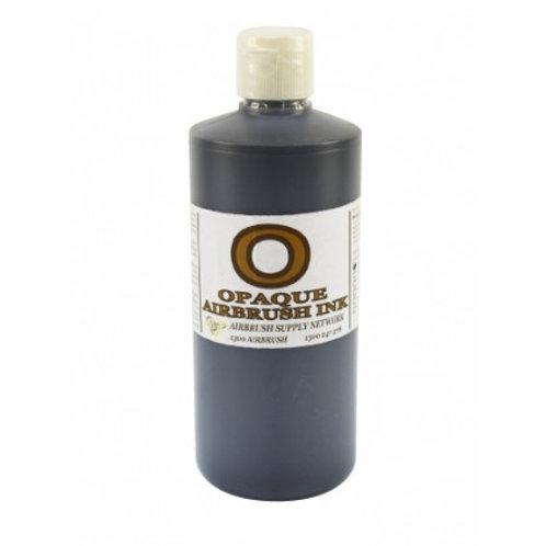 Opaque - 'O' Black 500ML